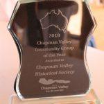 Chapman Valley Shire Australia Day Award