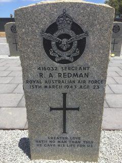 REDMAN, Robert Ambrose