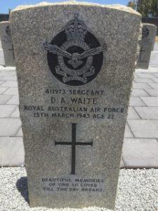 WAITE, Donald Ashby
