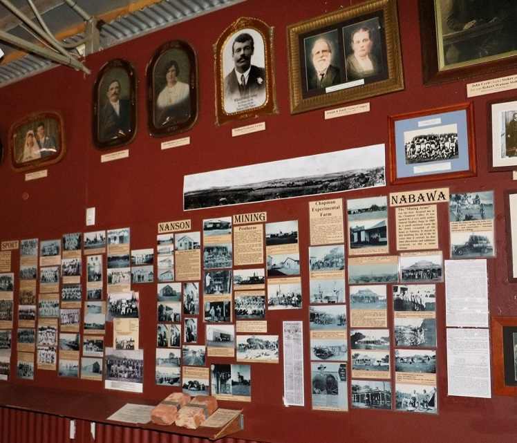 Chapman Valley History Timeline