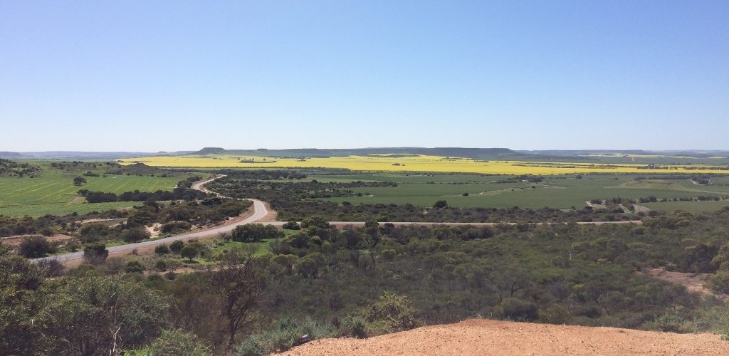 Mills Lookout Chapman Valley
