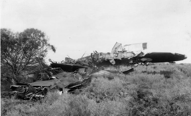 Beaufort MK VA A9 173 crash