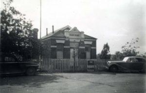 Old Roads Board Upper Chapman