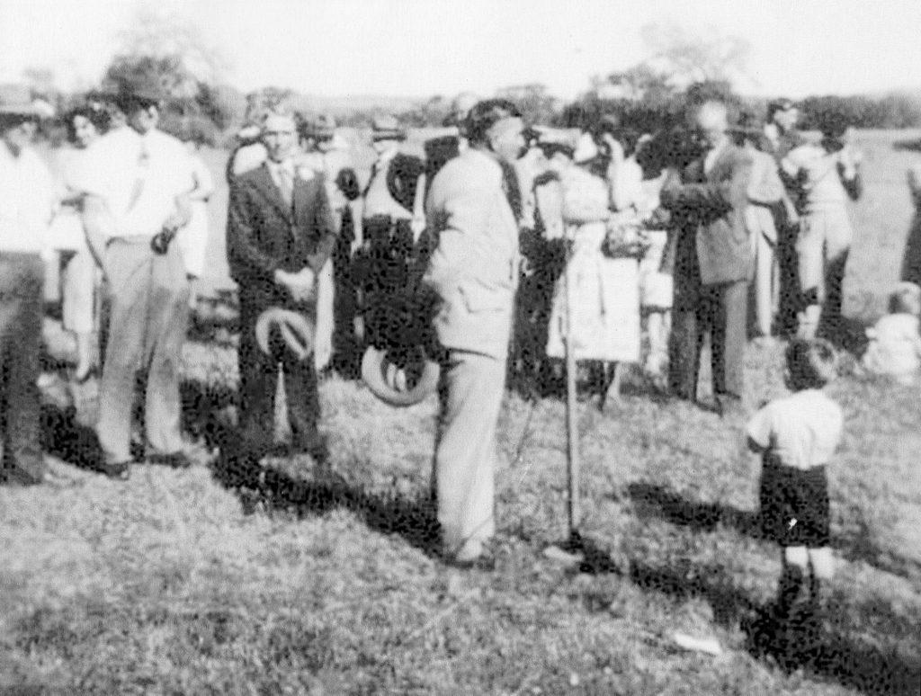 1950 Opening Nanson Show