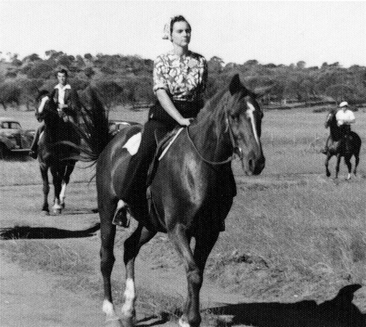 Alma Murphy 1950