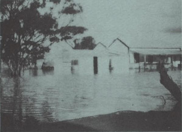 Plow & Harrow in flood
