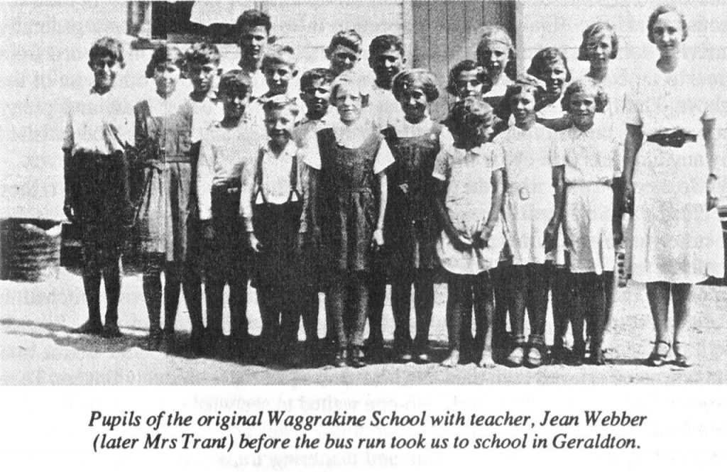 Waggrakine School