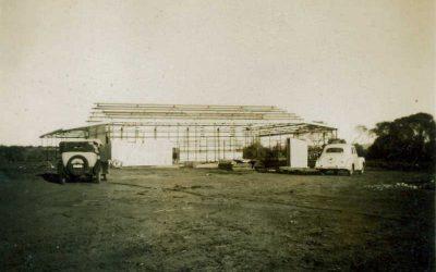 Nanson Show Ground Exibition Hall