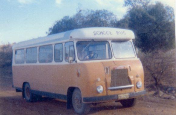 1977 School Bus Yuna
