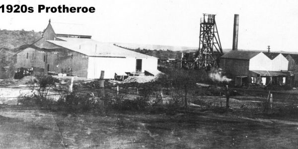 1920s Protheroe