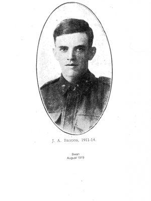 John Albert Briggs