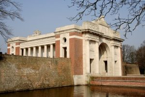 Clarke, Henry_3802_The Ypres (Menin Gate)