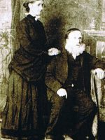 George Wells & wife