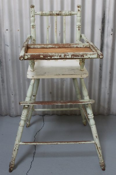 High Chair 1950s