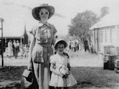 Joyce & Lorraine Gould