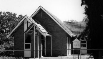 St Bartholemew's Anglican Church at Nabawa