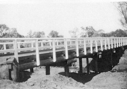 Nanson Bridge