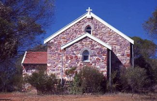 St Lukes Anglican Church at Nanson