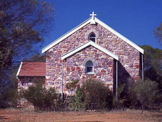 St Lukes Anglican Church at Nanson