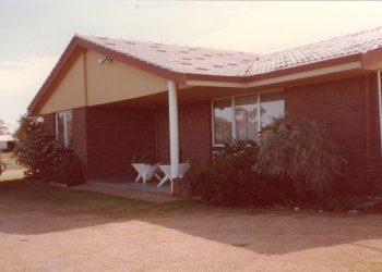 Woodlands Homestead front 1984