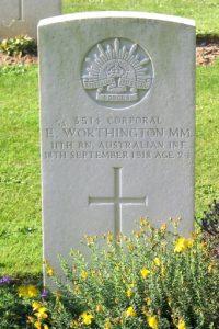 Enoch Worthington