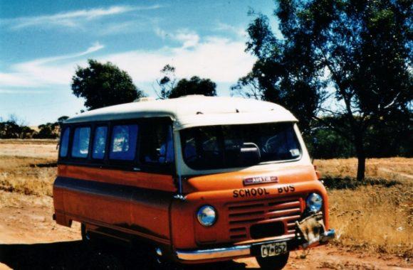 Yuna Primary School Bus
